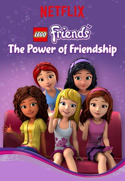 Lego Friends Moc Przyjaźni Obóz Dzikie Serca 1x1 2016 Fdb