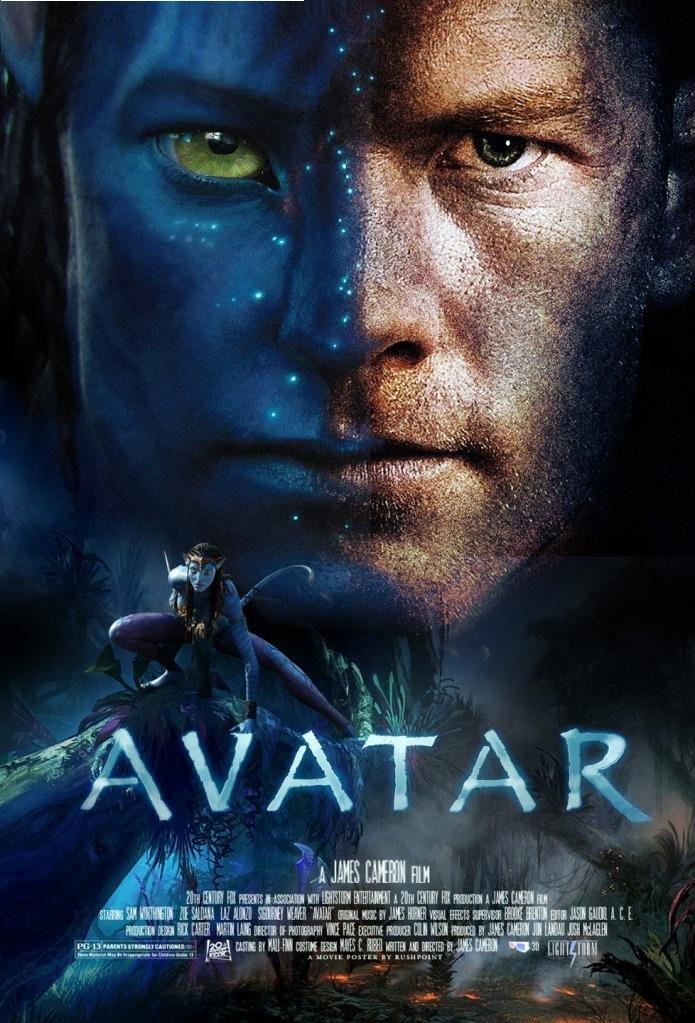 Avatar 2009 Plakaty Fdb