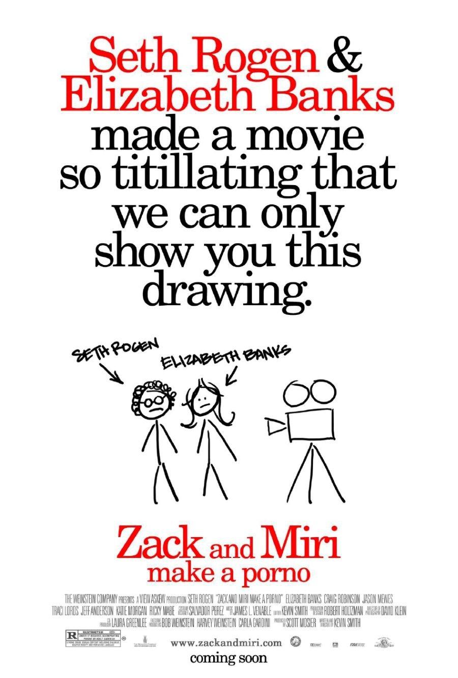 Zach i mira robią porno