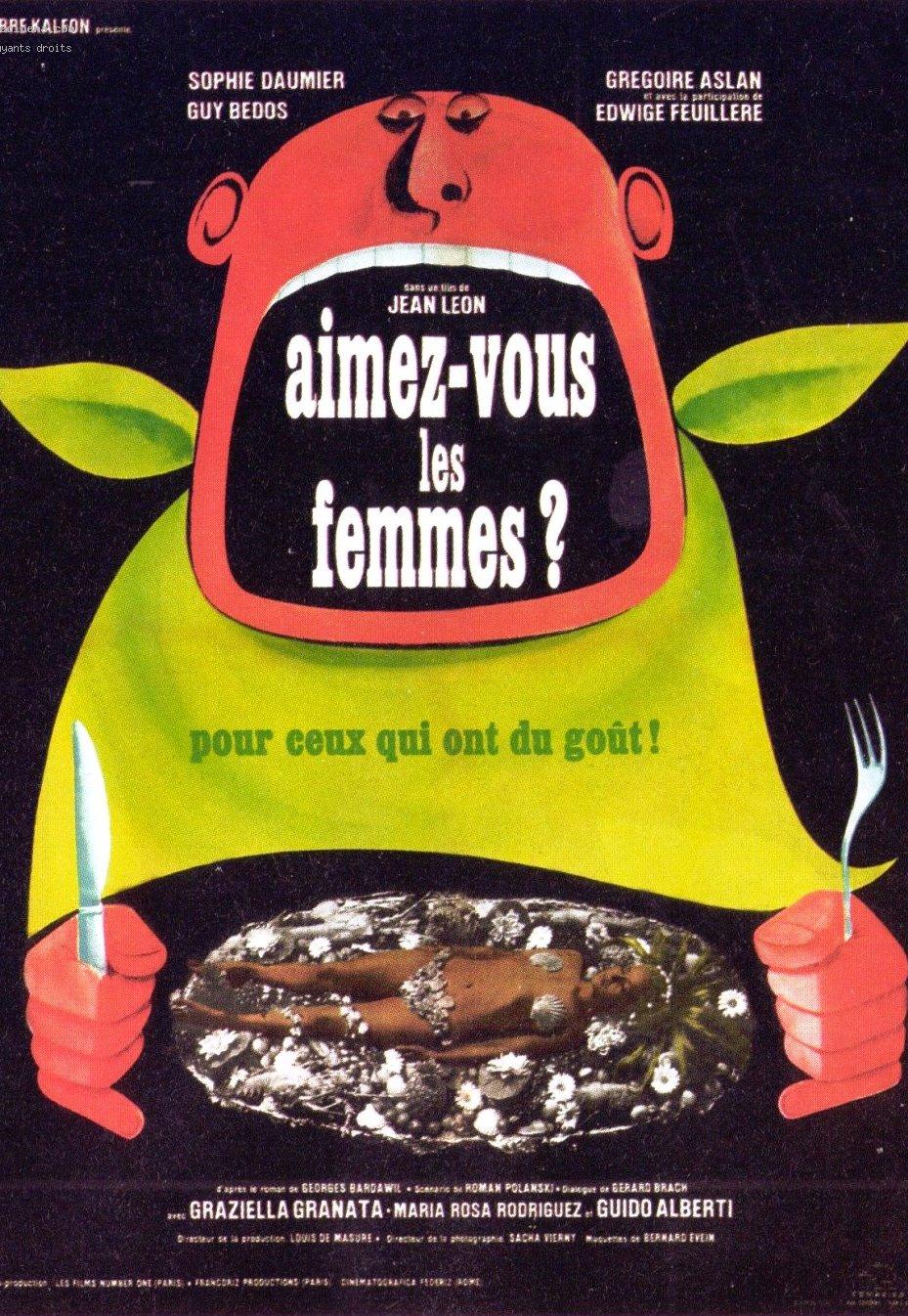 Czy lubicie kobiety? (1964) - FDB Lubicie Wesołe Kobiety