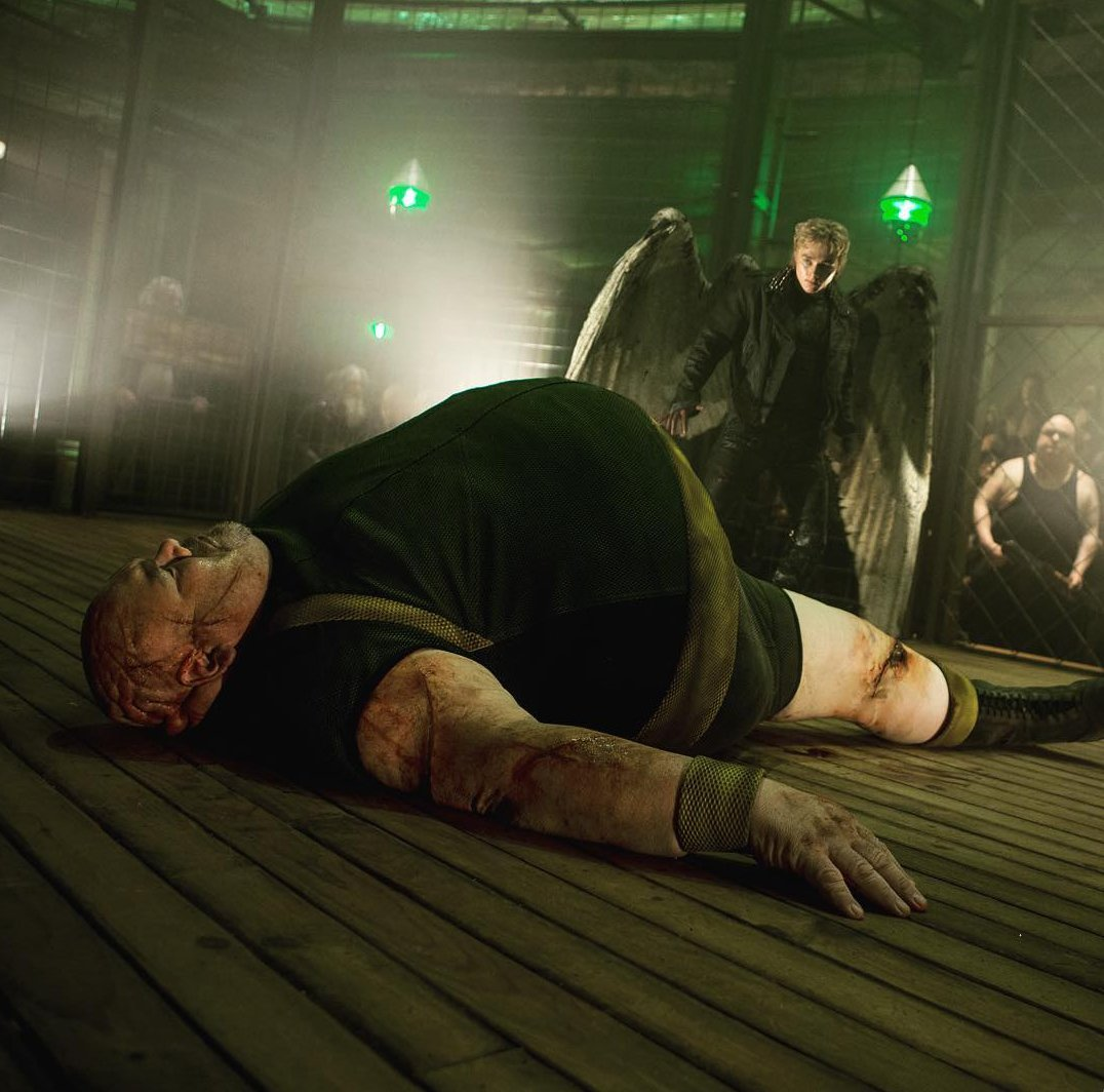 X-Men: Apocalypse Giant Gustav Claude Ouimet