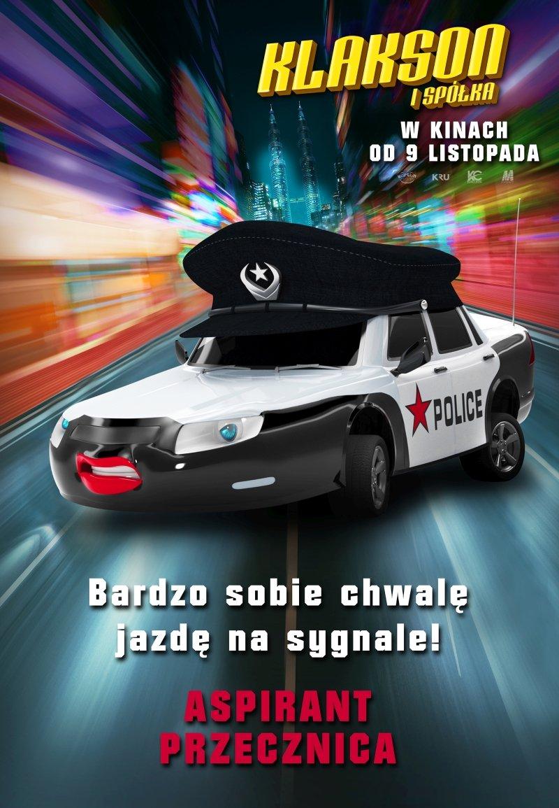 Klakson I Spółka 2018 Plakaty Fdb