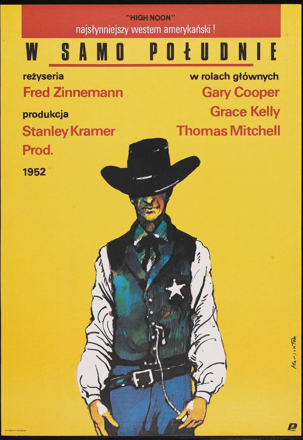 """ìhigh noonî (1952) by fred zinnemann essay """"high noon"""" (1952) by fred zinnemann essay sample soon after its inception the genre of film became perhaps the most dynamically developing form of modern popular art."""