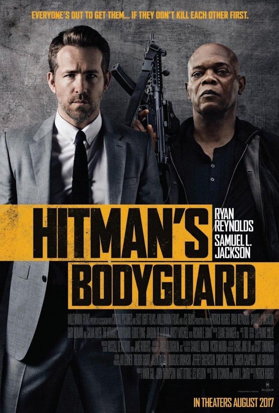 Bodyguard Zawodowiec Online