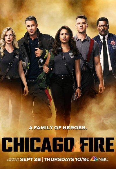 Chicago Fire S07E08 CDA online PL Napisy Lektor Zalukaj HD